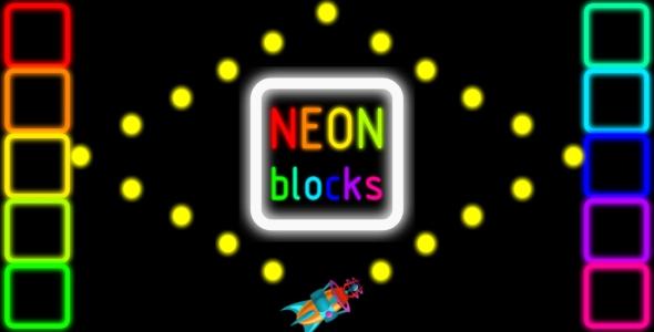 Neon Bloks