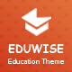 Eduwise - Education Bootstrap 4 Template - ThemeForest Item for Sale