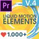 Liquid Motion Elements - Premiere - VideoHive Item for Sale