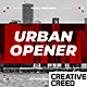 Urban Opener / Stylish Clean Promo / Dynamic Typography / Hip-Hop Lifestyle / Cities and Streets - VideoHive Item for Sale