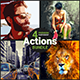 4 Premium Photoshop Actions Bundle - March19 #4 - GraphicRiver Item for Sale