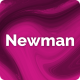 Newman - Portfolio, Video and Blog WordPress Theme