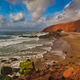 Stunning view of a Legzira beach in Morocco. - PhotoDune Item for Sale