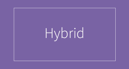 Hybrid by YellowBus