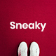 Sneaky - Sneakers PowerPoint Template - GraphicRiver Item for Sale