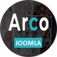 Arco - One Page Parallax Joomla! theme - ThemeForest Item for Sale