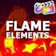 Flash FX Flame Elements - VideoHive Item for Sale