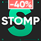 Stomp Typo Color - VideoHive Item for Sale