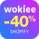 Download Wokiee - Multipurpose Shopify Theme from ThemeForest