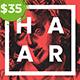 Haar - Portfolio Theme for Designers, Artists and Illustrators - ThemeForest Item for Sale