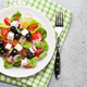Greek salad plate - PhotoDune Item for Sale