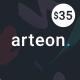 Arteon — Multi-Purpose WordPress Theme - ThemeForest Item for Sale