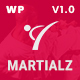 Martialz - Karate Academy WordPress Theme