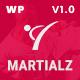 Martialz - Karate Academy WordPress Theme - ThemeForest Item for Sale