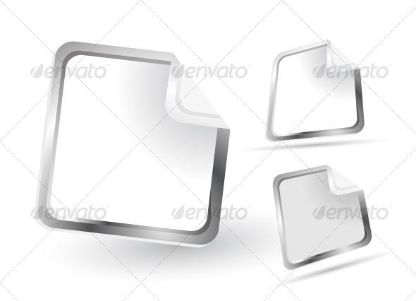 Stickers - Decorative Symbols Decorative