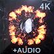 Explosion Logo Reveal v2 - VideoHive Item for Sale