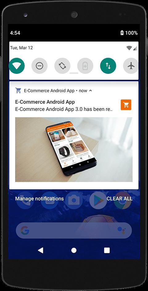 E-Commerce / Online Shop App