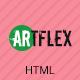 Artflex | Multi-Purpose One/Multi-Page HTML Templates