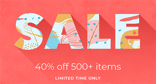 Envato March 2019 Sale Upto 40% Off