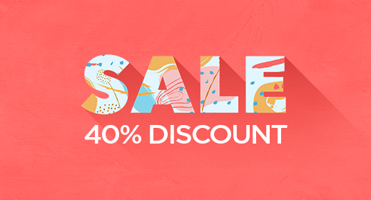 March Sale | 40% Discount