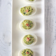 Guacamole and bacon deviled eggs - PhotoDune Item for Sale