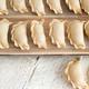 Raw meat pelmeni, ravioli, dumplings - PhotoDune Item for Sale