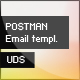 Postman - ThemeForest Item for Sale