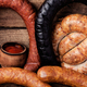 Smoked meats and sausages - PhotoDune Item for Sale