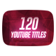 Youtube Titles - VideoHive Item for Sale