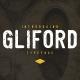 GLIFORD : Retro BOLD Sans Serif - GraphicRiver Item for Sale