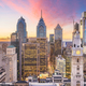 Philadelphia, Pennsylvania, USA skyline at Center City - PhotoDune Item for Sale