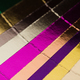 multicolor hotfoil paper sampler isolated on white - PhotoDune Item for Sale