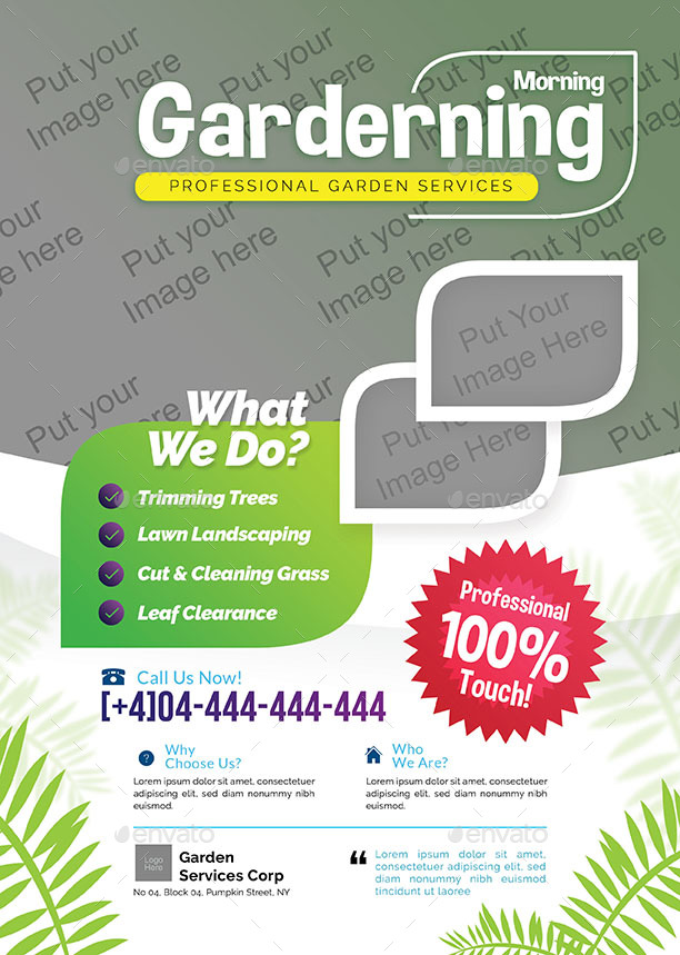 Garden Services Bundle