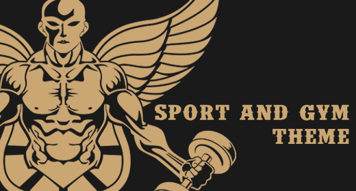 Sport & Gym Theme
