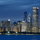 View of Chicago skyline - PhotoDune Item for Sale