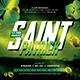 Saint Patrick Party Flyer - GraphicRiver Item for Sale