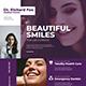 Dental Flyer Template - GraphicRiver Item for Sale