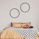 Vertical view of elegant bedroom interior - PhotoDune Item for Sale