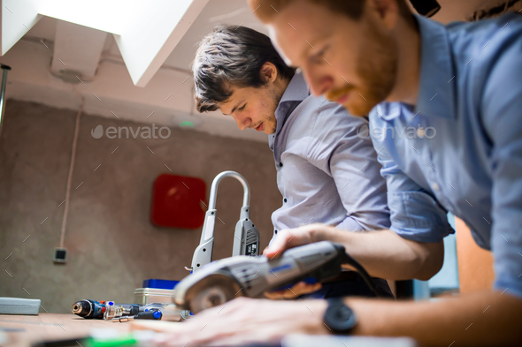 Two designers working together - Stock Photo - Images