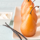 Poached pears on the plate - PhotoDune Item for Sale