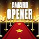 Award Ceremony Opening Intro