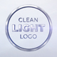 Light Clean Logo - VideoHive Item for Sale