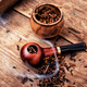 Smoking pipe and tobacco - PhotoDune Item for Sale