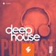 Deep House Podcast - Album Cover Design Template - GraphicRiver Item for Sale