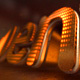 LED Gold Title - VideoHive Item for Sale
