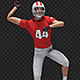 Rugby Football Player Dance - Gangnam Style (2-Pack) - VideoHive Item for Sale