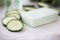 Cucumber Slices and Soap - PhotoDune Item for Sale