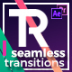 Creative Seamless Transitions - VideoHive Item for Sale