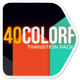 Modern Colorful Transitions Pack - VideoHive Item for Sale
