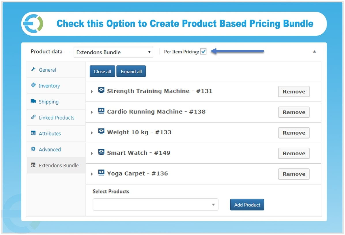 WooCommerce Product Bundles Plugin